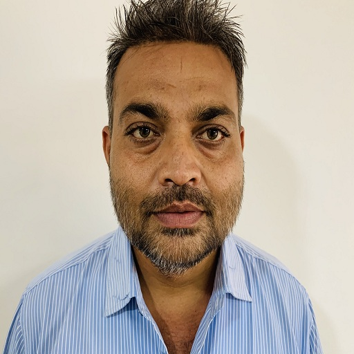 Bhavesh Pitroda Dispatch & Accounts Manager