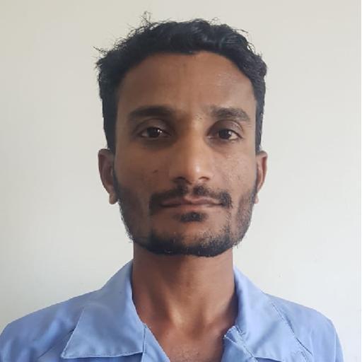 Jushab Kumbhar Plant & Maintenance Manager
