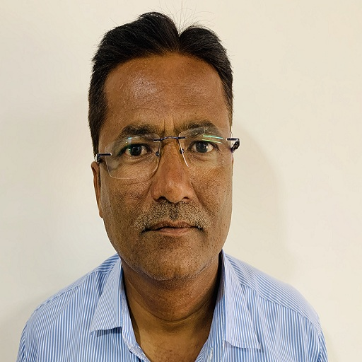 Shailesh Joshi Operations Manager
